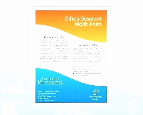 Blank Half Fold Card Template New 50 Best Free Half Fold Brochure Template Microsoft Word