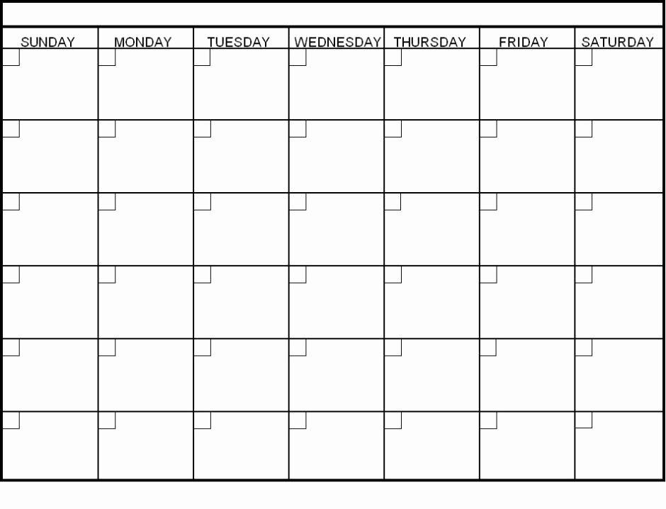 Blank January 2018 Calendar Printable Best Of Blank Calendar 2018 Word Pdf Printable Templates