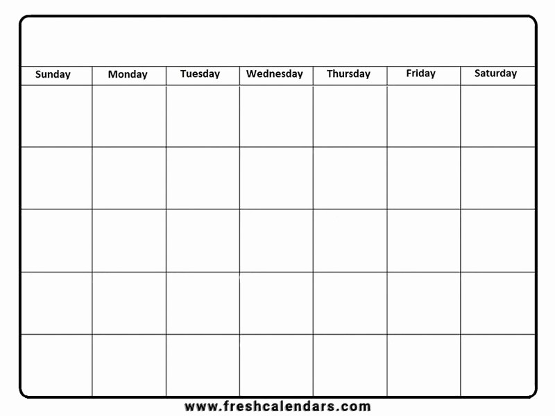 Blank January 2019 Calendar Template Fresh Blank Calendar Wonderfully Printable 2019 Templates