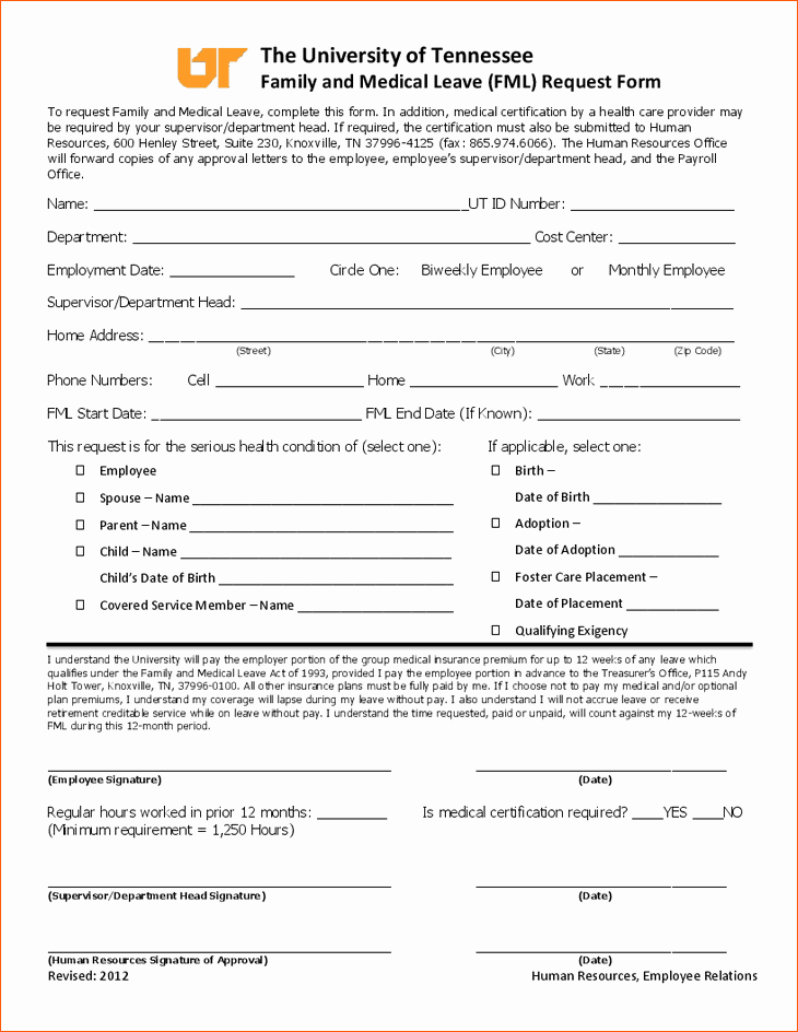 Blank Medical History form Printable Luxury 7 Blank Medical Records Release form