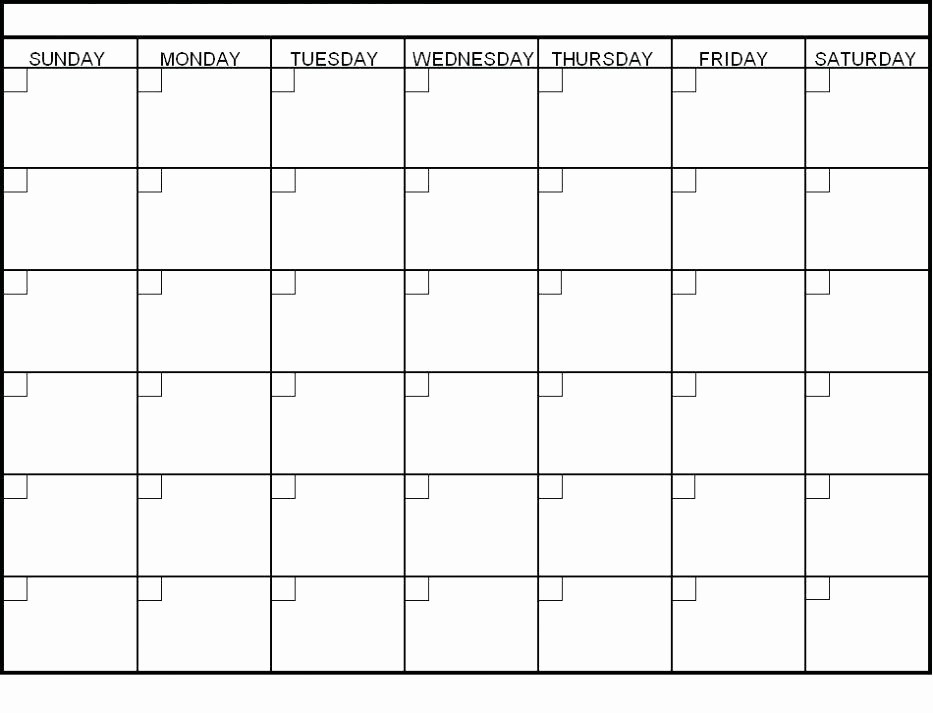 Blank Monday Through Friday Calendar Beautiful Blank Calendar Template Monday Through Friday Work