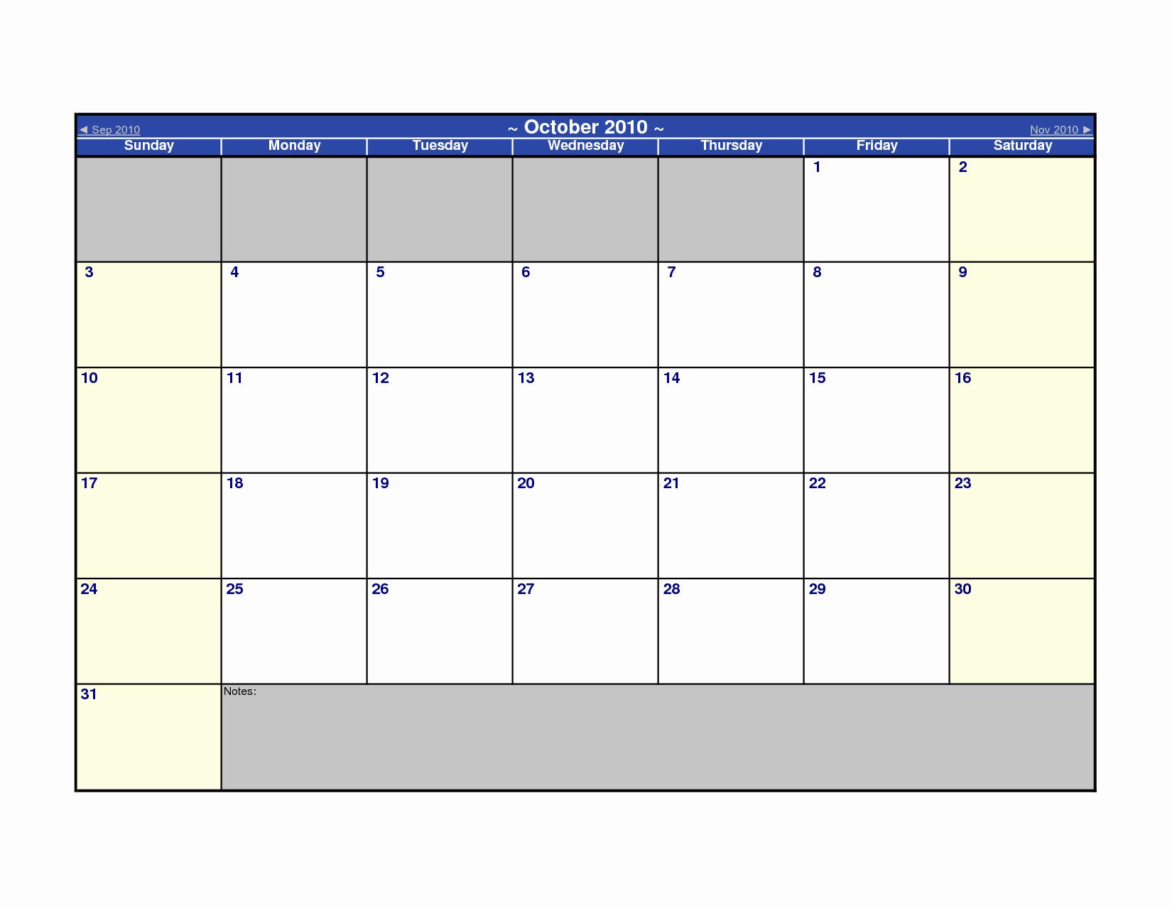 Blank Monthly Calendar Template Word Lovely 20 Microsoft Blank
