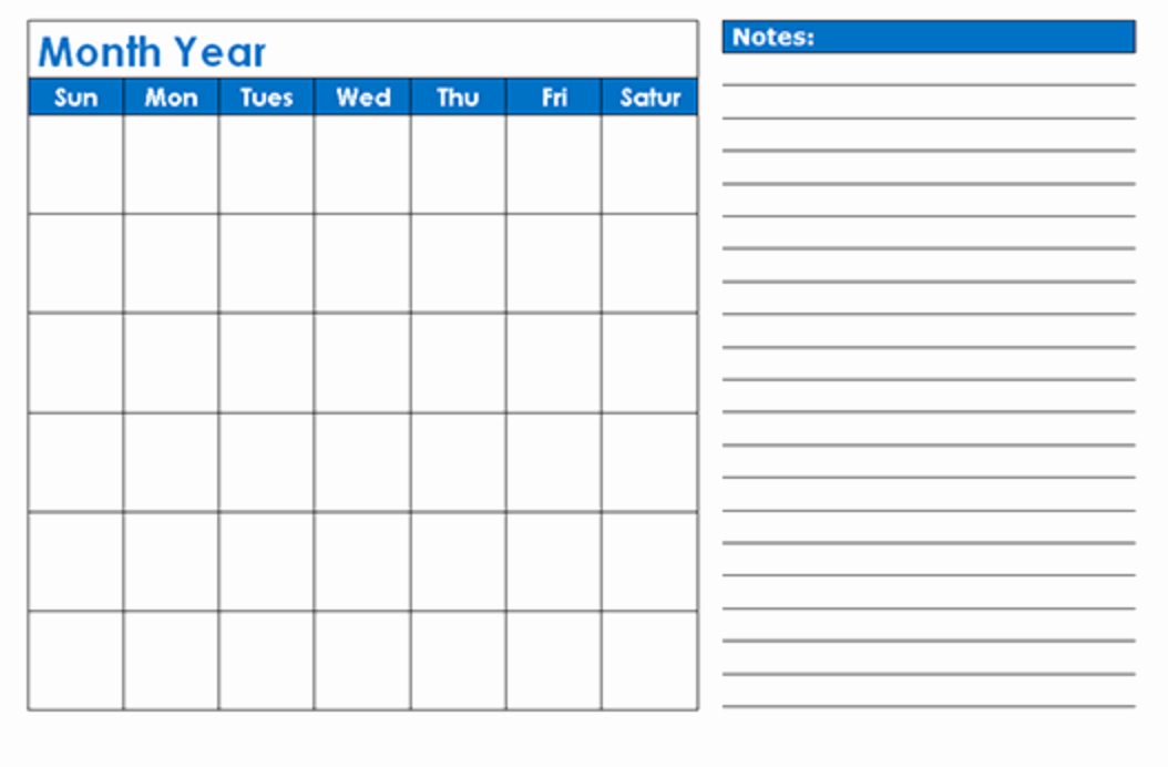Blank Monthly Calendar Template Word Luxury Blank Calendar Wonderfully Printable 2019 Templates