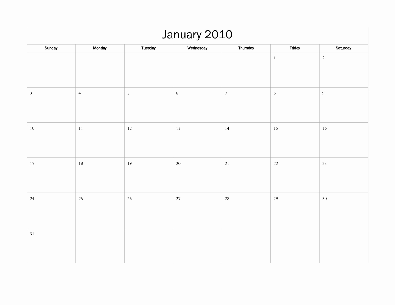 Blank Monthly Calendar Template Word New 20 Microsoft Blank Calendar Template Microsoft