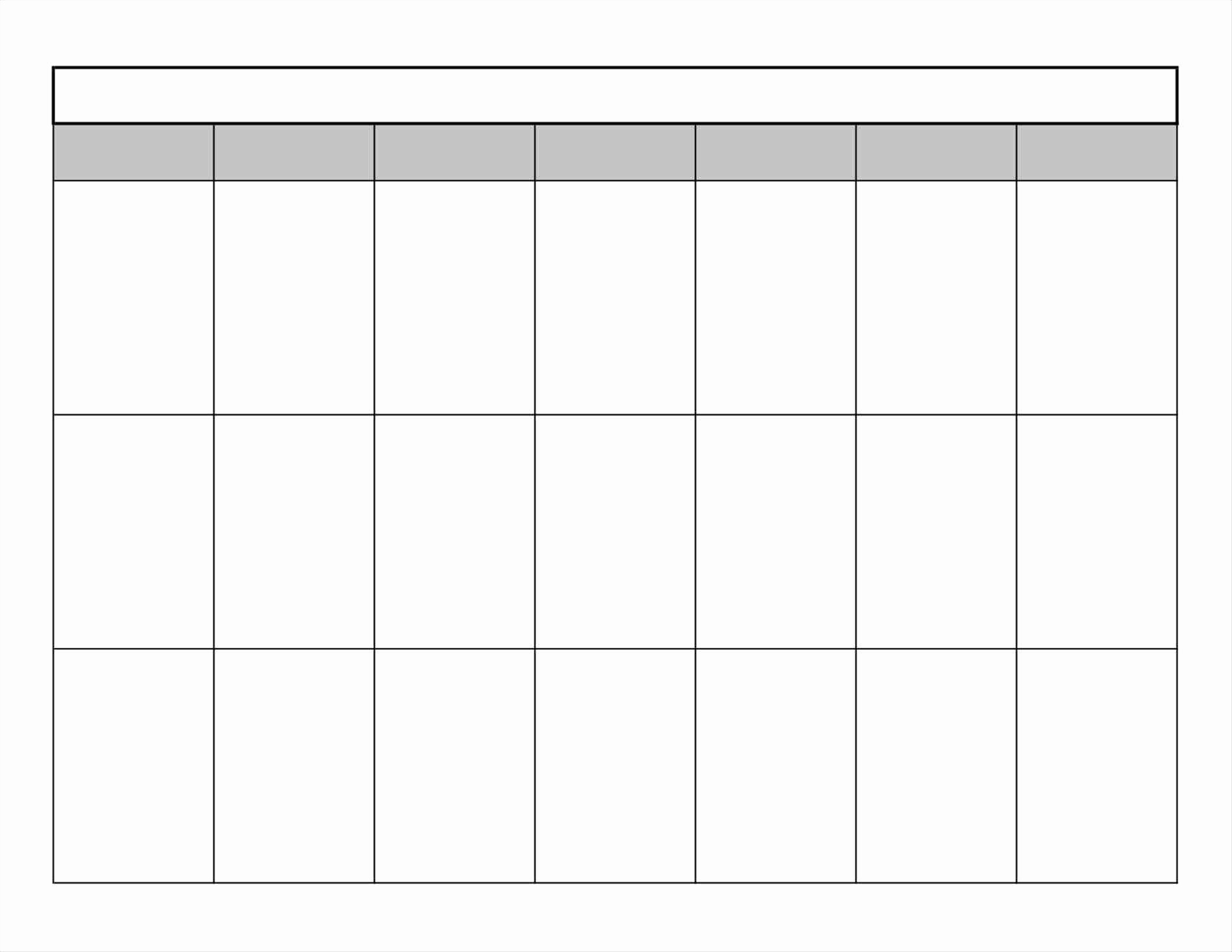 Blank Monthly Calendar Template Word Unique Full Page Calendar Template Templates Data