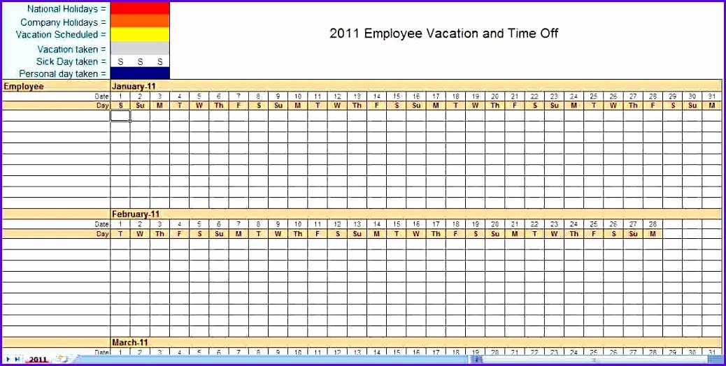 Blank Monthly Work Schedule Template Elegant 12 Schedule Template for Excel Exceltemplates