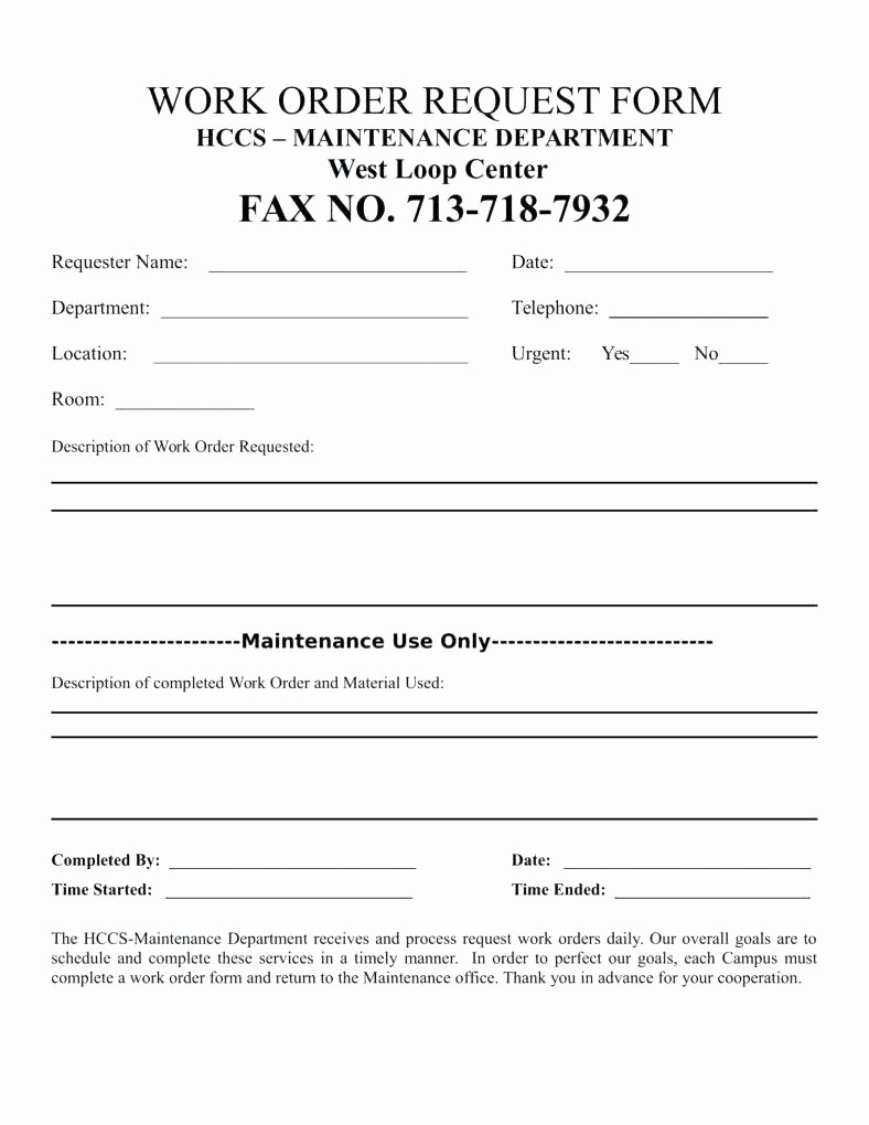 Blank order form Template Word Elegant Template Blank Purchase order Template