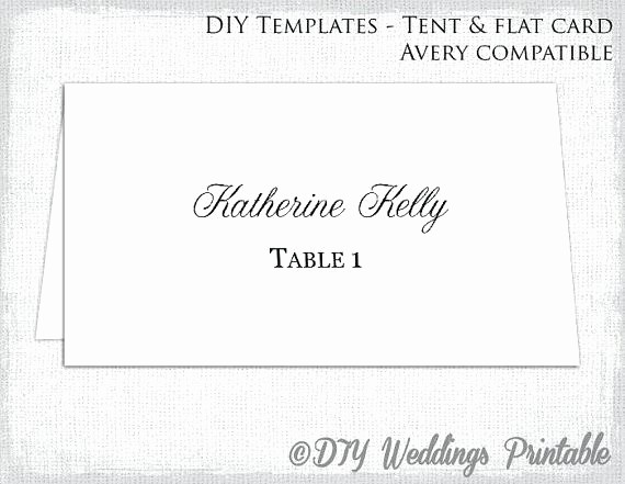 Blank Place Card Template Word Fresh Note Card Template for Word – Spitznasfo