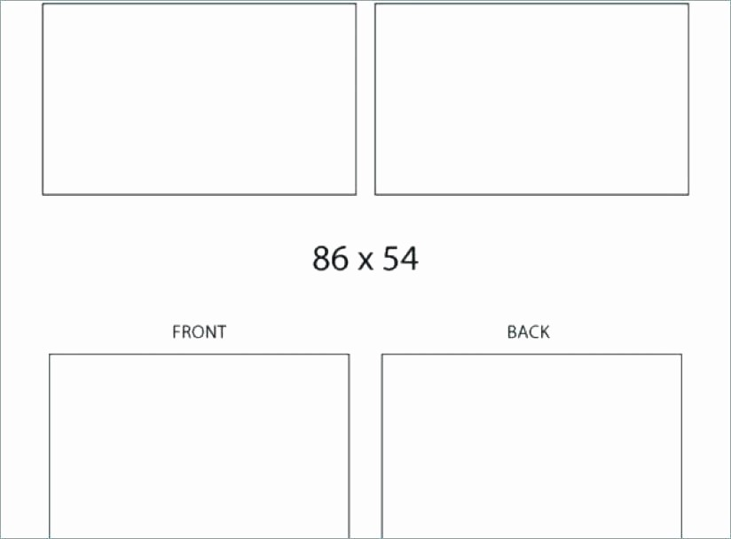 Blank Place Card Template Word Inspirational Blank Card Template for Word Free Printable Templates Gift