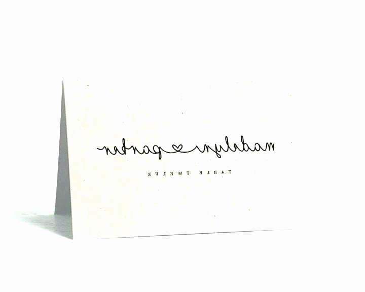 Blank Place Card Template Word Inspirational Plain Place Card Template S Taboo Board Game Print