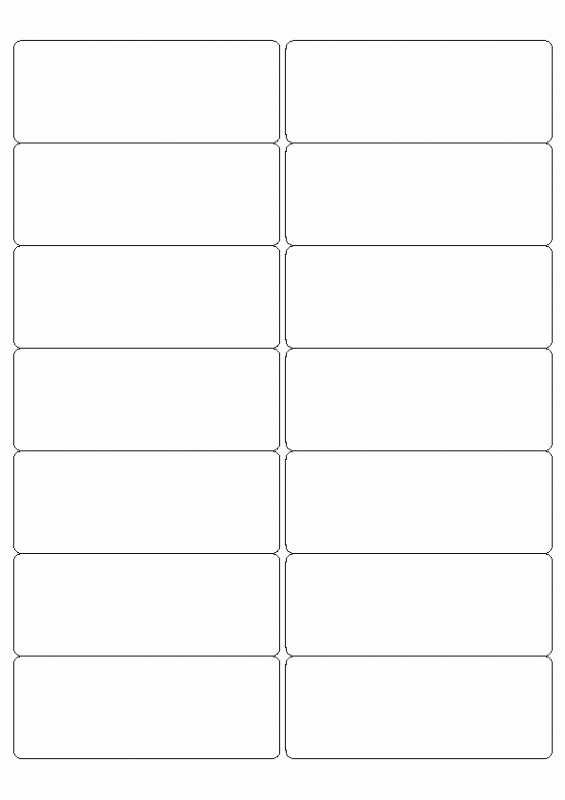 Blank Playing Card Template Word Awesome Flash Card Template Word