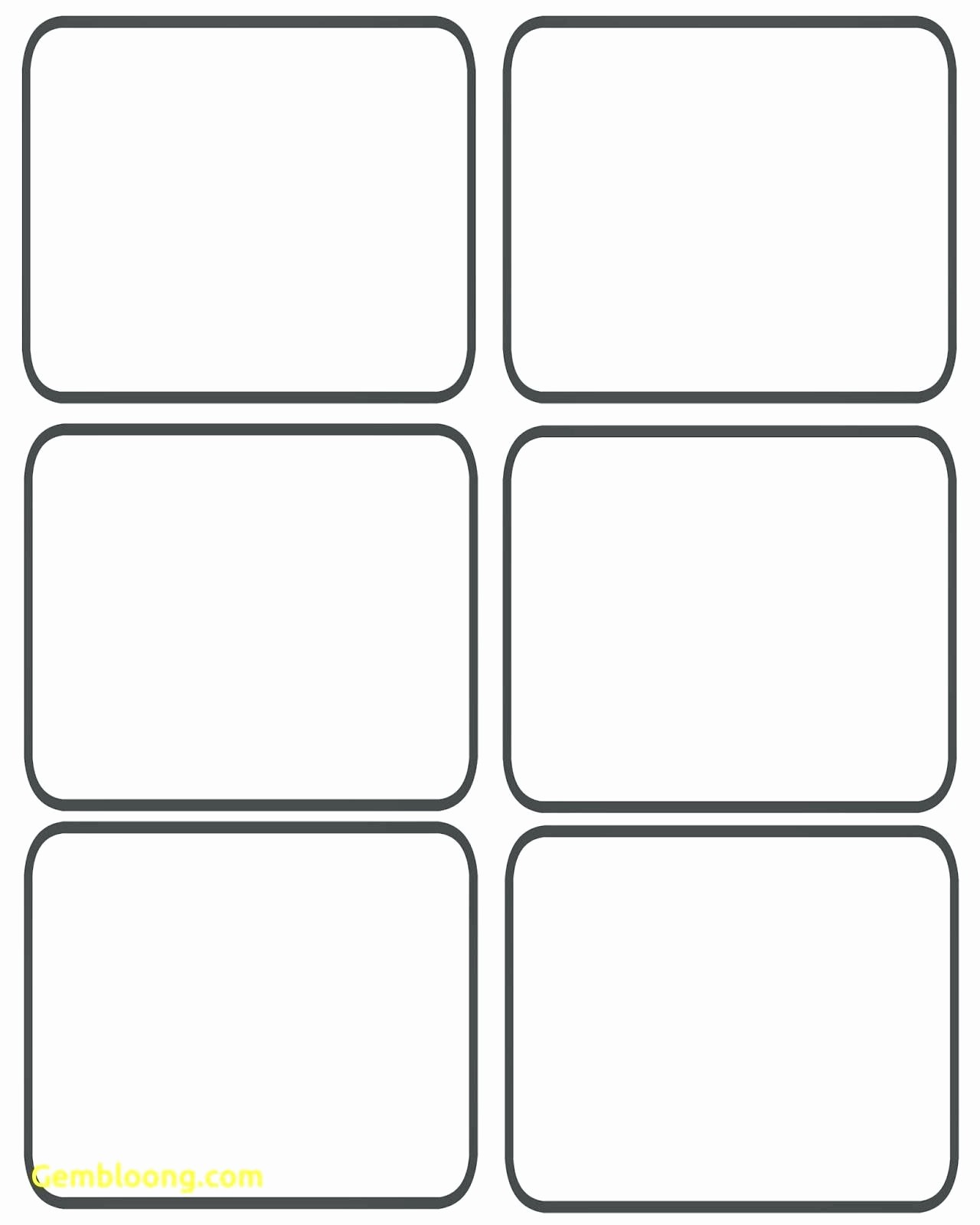 Blank Playing Card Template Word Awesome Template Printable Playing Card Template