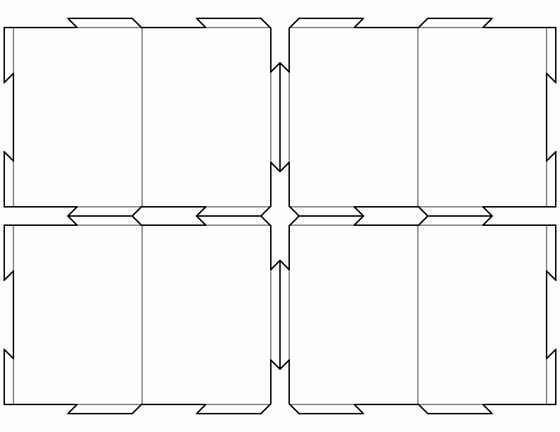 Blank Playing Card Template Word Awesome Trading Card Game Template Free Download Printable