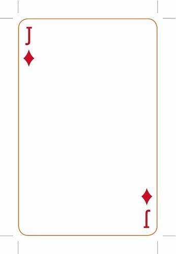 Blank Playing Card Template Word Beautiful Best S Of Playing Card Templates for Word Playing