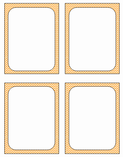 Blank Playing Card Template Word Fresh Blank Playing Cards Clipart Best