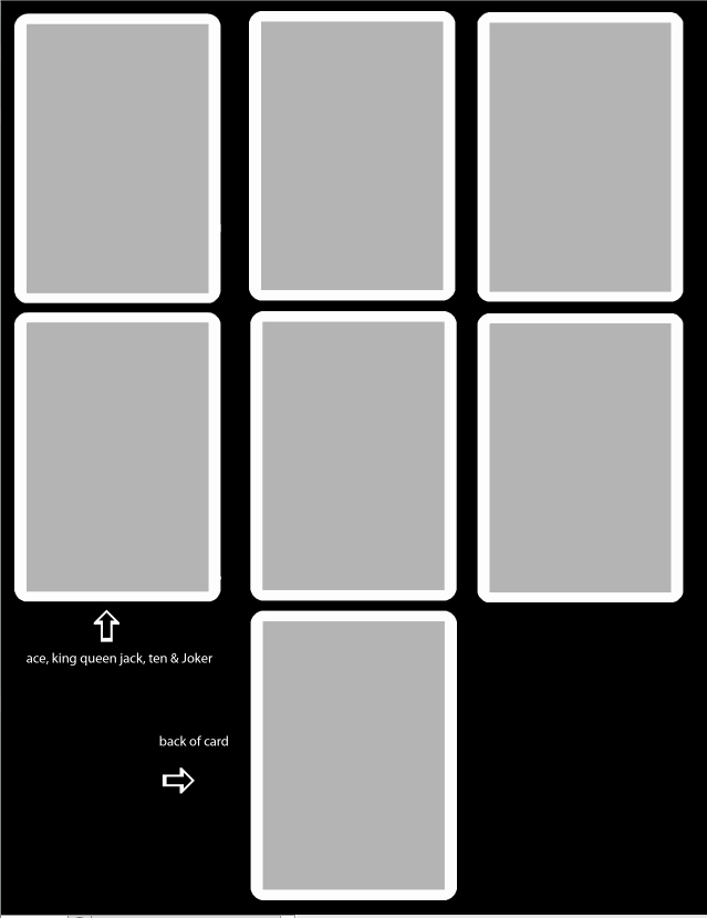 Blank Playing Card Template Word Lovely New Playing Card Template