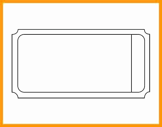Blank Raffle Ticket Template Free Luxury Pin Printable Blank Raffle Tickets Template Free Diaper