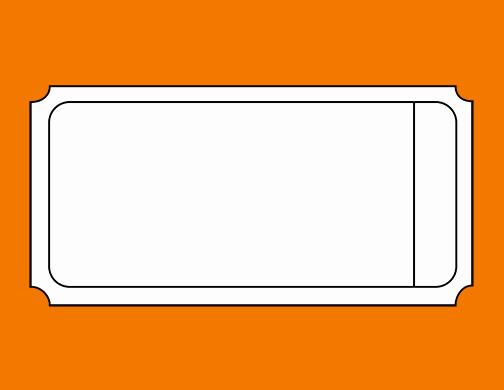 Blank Raffle Ticket Template Free New 4 Printable Raffle Tickets