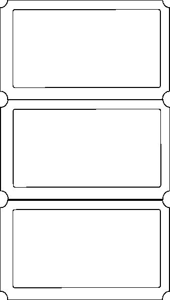 Blank Raffle Ticket Template Free Unique Three Pack Of Blank event Ticket Template Sample Thogati