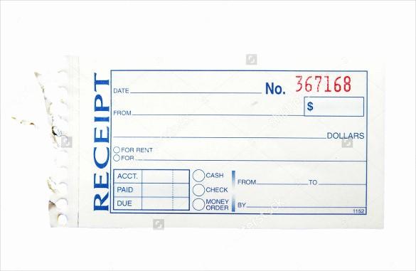 Blank Receipt Template Microsoft Word New 26 Blank Receipt Templates Doc Excel Pdf Vector Eps