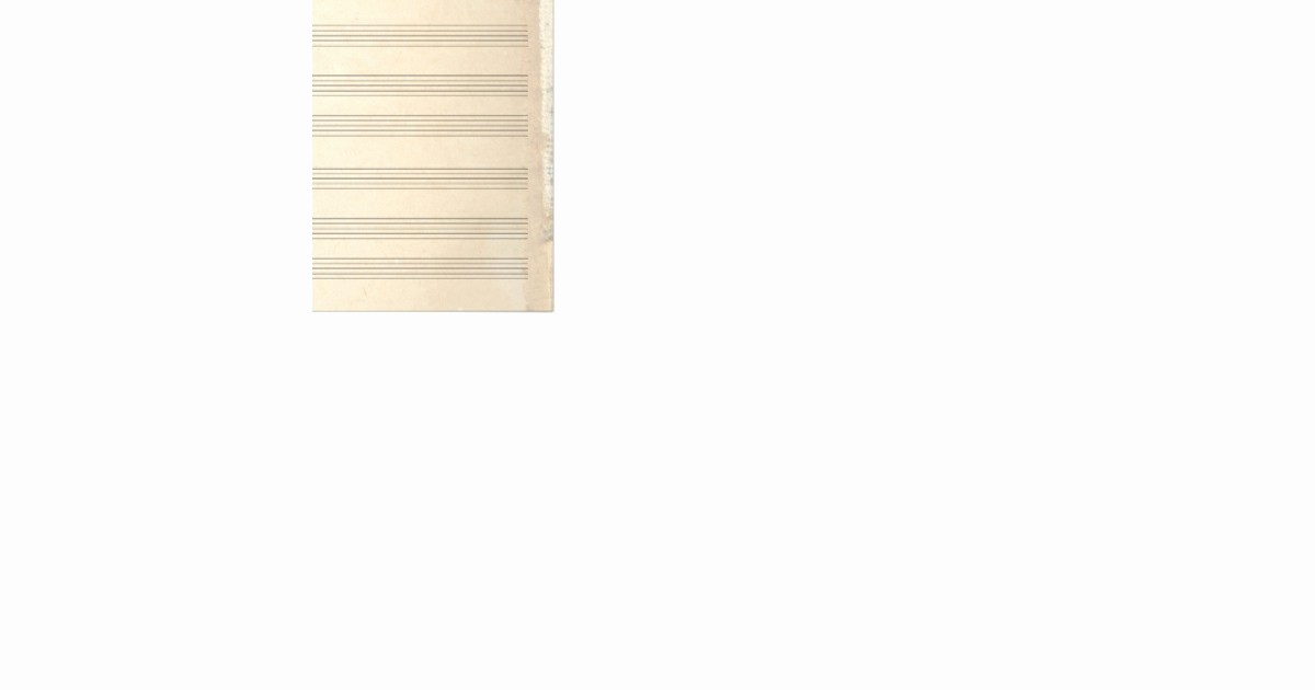 Blank Sheet Music Bass Clef Beautiful Old Book Page Blank Sheet Music Bass Clef Letterhead
