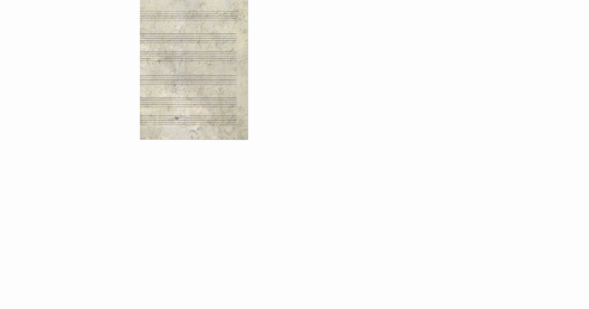 Blank Sheet Music Bass Clef New Old Stained Blank Sheet Music Bass Clef Letterhead