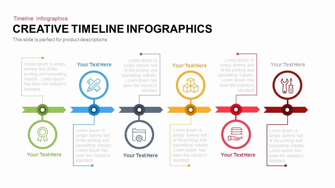 Blank Timeline Template 10 events Elegant Template Timeline Template Timeline Template