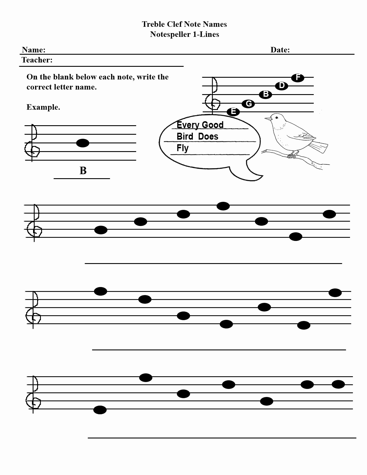 Blank Treble Clef Staff Paper Best Of 3 4 Printable Staff Paper