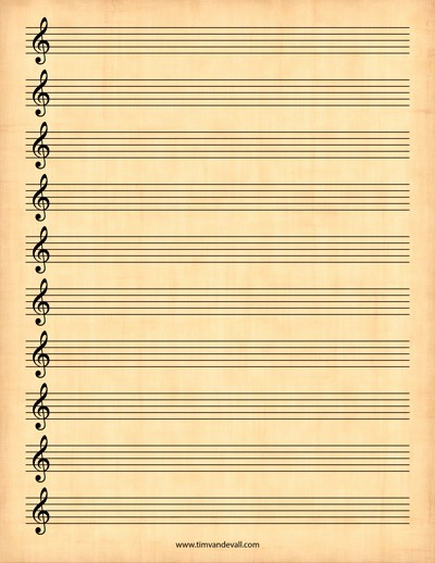 Blank Treble Clef Staff Paper Best Of Blank Treble Clef Staff Paper