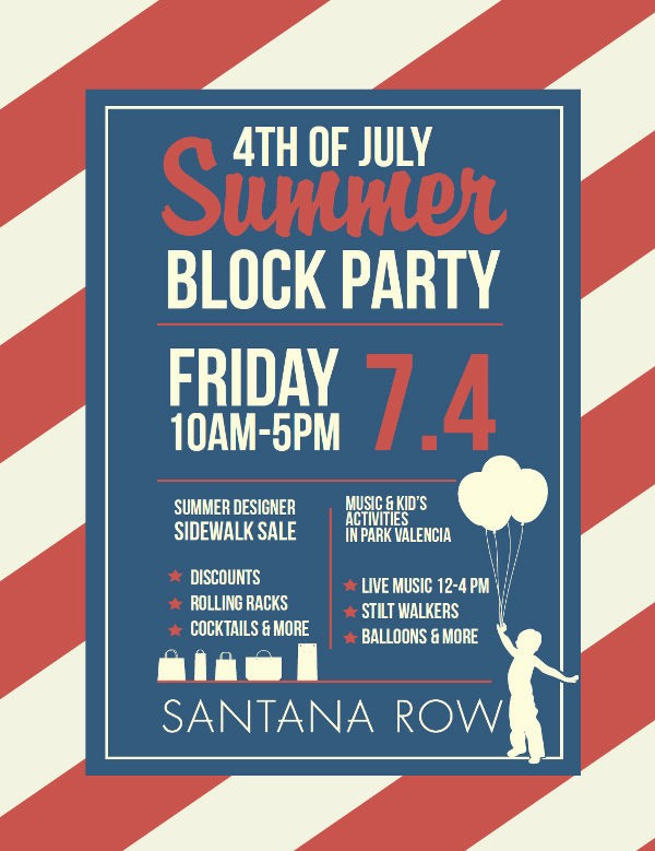 Block Party Flyer Templates Free Awesome Block Party Flyer Template Free Yourweek 97a70deca25e