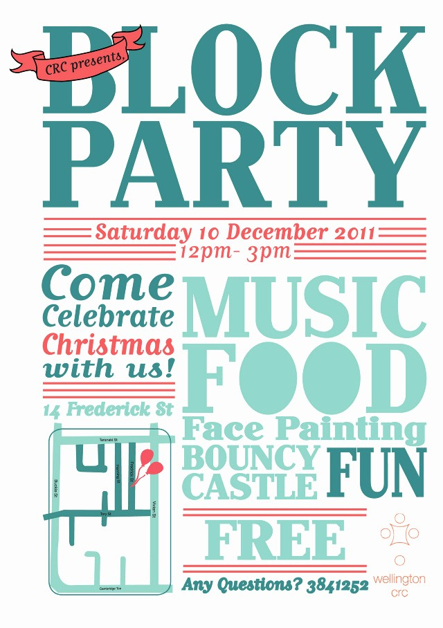 Block Party Flyer Templates Free Beautiful 9 Best Of Church Christmas Party Flyer Church