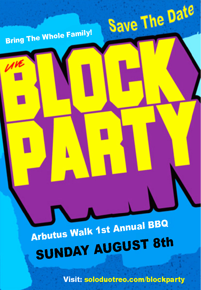 Block Party Flyer Templates Free New Block Party Flyers Flyer Templ and Download Free