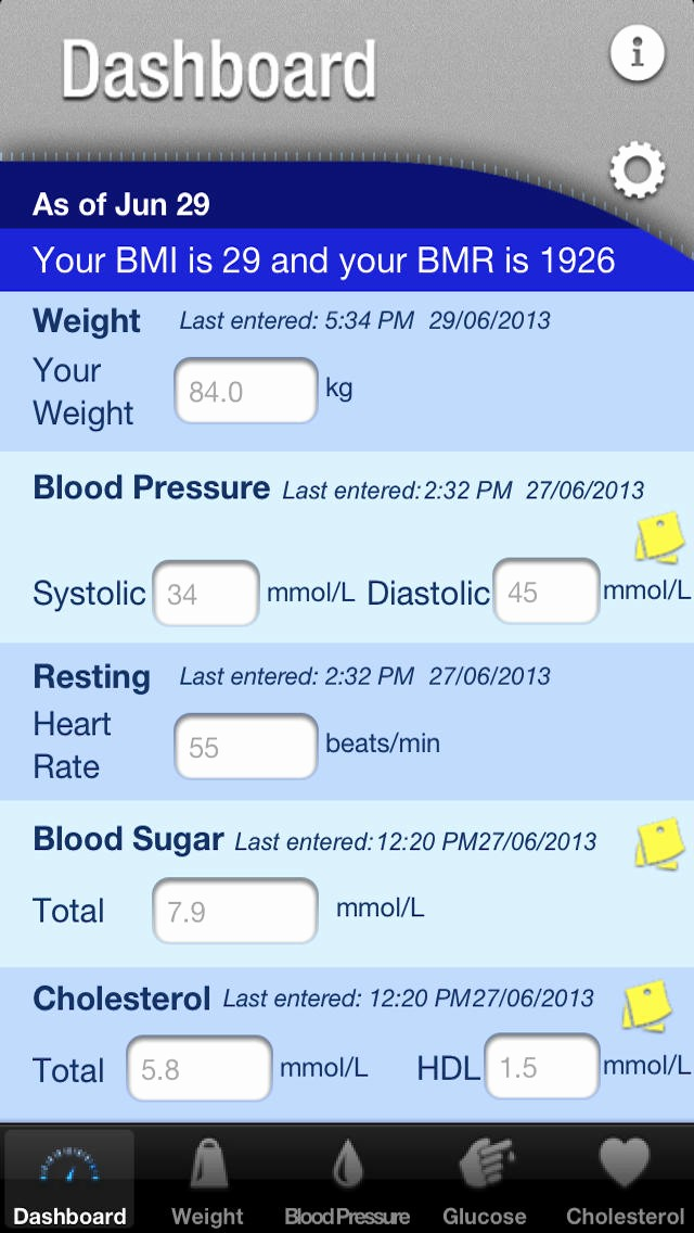 Blood Pressure and Glucose Tracker Beautiful Healthstatus Healthtracker Glucose Blood Pressure