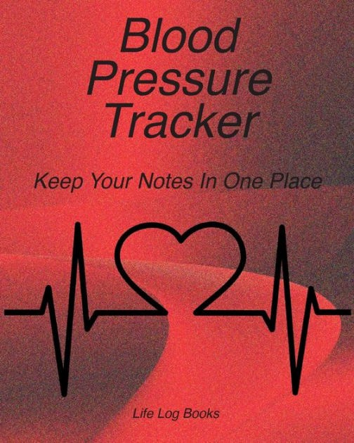 Blood Pressure Log with Pulse Lovely Blood Pressure Tracker Blood Pressure Log 52 Week
