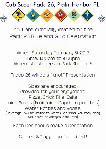 Blue and Gold Invitation Template Awesome 8 Best Of Blue and Gold Program Template Blue and