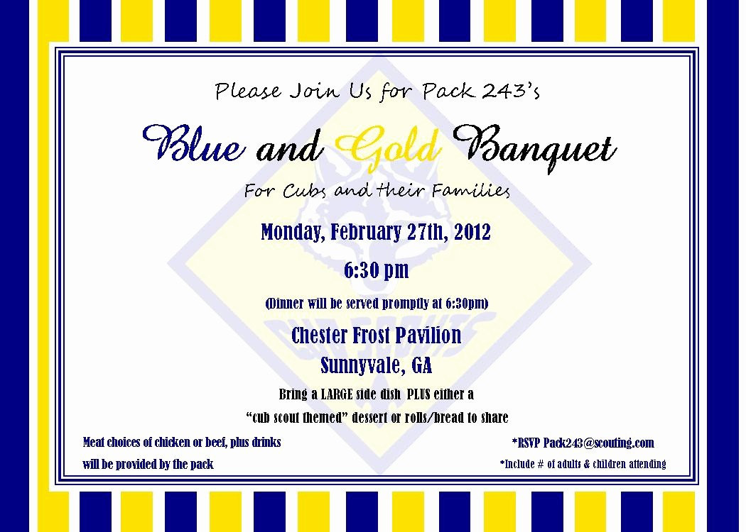 Blue and Gold Invitation Template Fresh Tricky Squirrel Graphy & Designs Latest Party