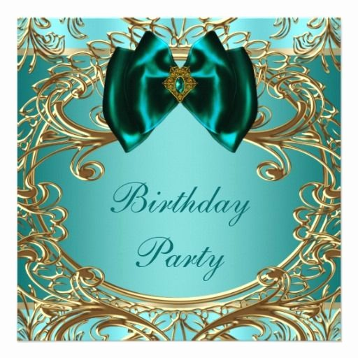 Blue and Gold Invitation Template Inspirational 20 Best 75th Birthday Party Invitations Images On