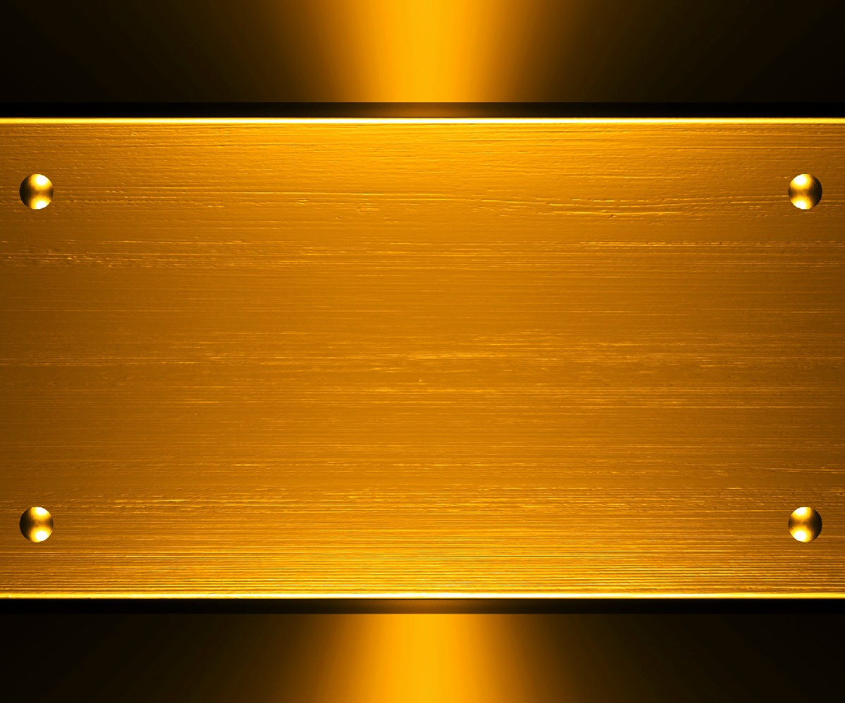 Blue and Gold Powerpoint Template Luxury Free Gold Metallic Design Backgrounds for Powerpoint