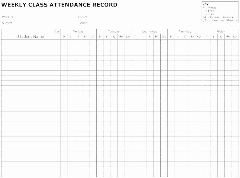 Board Meeting attendance Sheet Template Beautiful Printable attendance Sheet Tracking Template Sample In Two