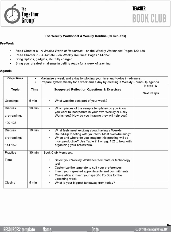 Booster Club Meeting Minutes Template New Download Club Meeting Agenda Templates for Free