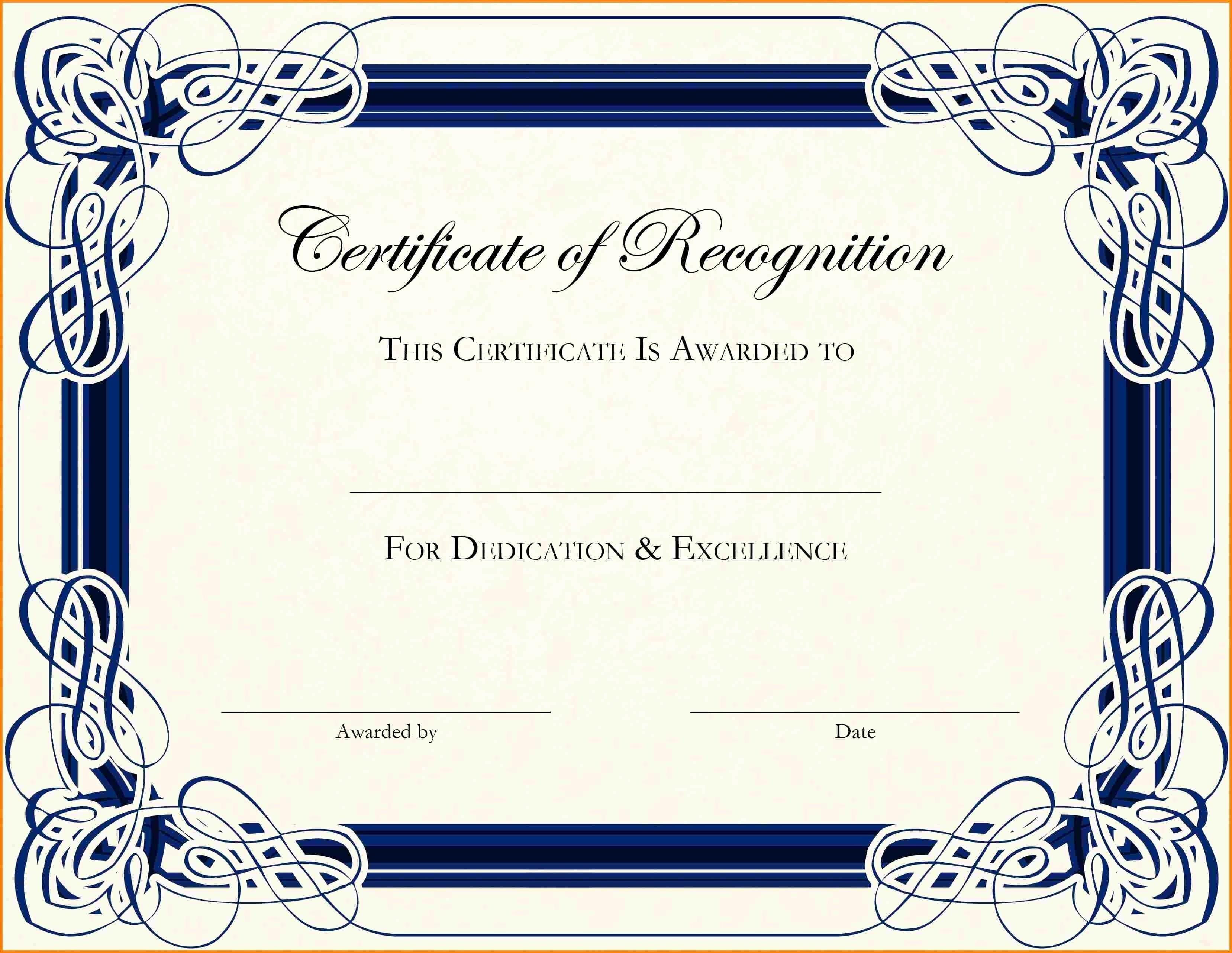 Border for Certificate Of Appreciation Unique Border Templates for Mac