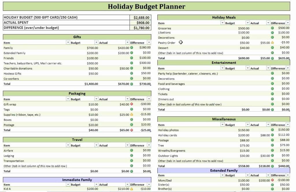 Budget Proposal Sample for event Elegant event Bud Spreadsheet Template Bud Spreadsheet