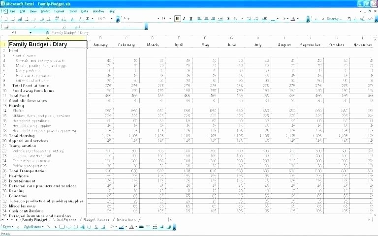 Budget Vs Actual Template Excel Best Of Bud Vs Actual Chart Template 7 Useful Excel Sheets to