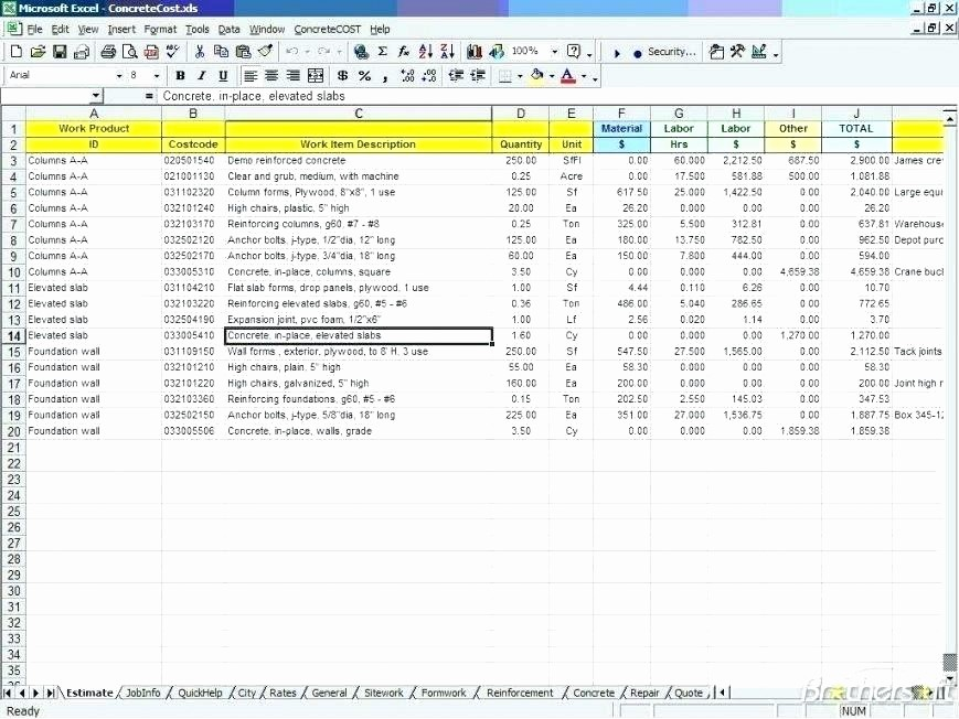Building A House Budget Sheet Awesome Template Home Construction Bud Worksheet Elegant Excel
