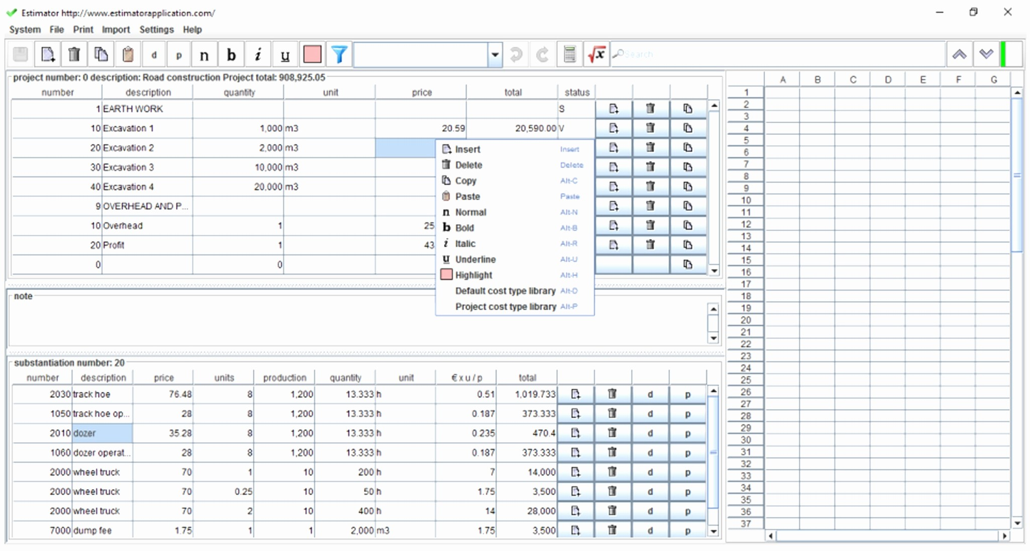 Building A House Cost Spreadsheet Fresh Free Estimating software Building Remodeling