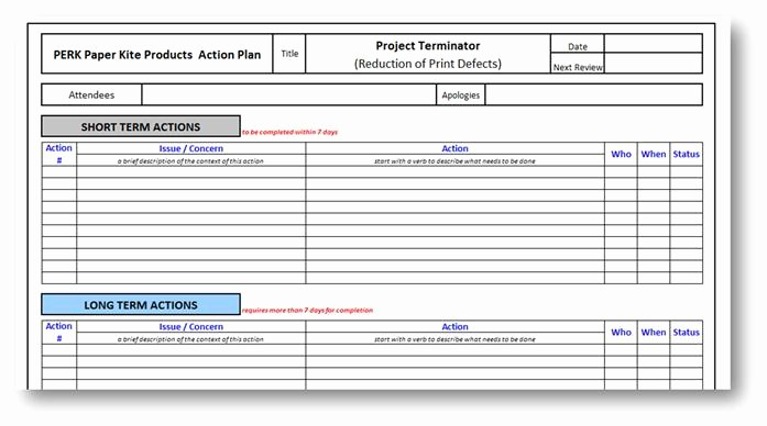 Business Action Plan Template Word Beautiful 8 Quick Tips to Ensure Action Plans are Carried Out