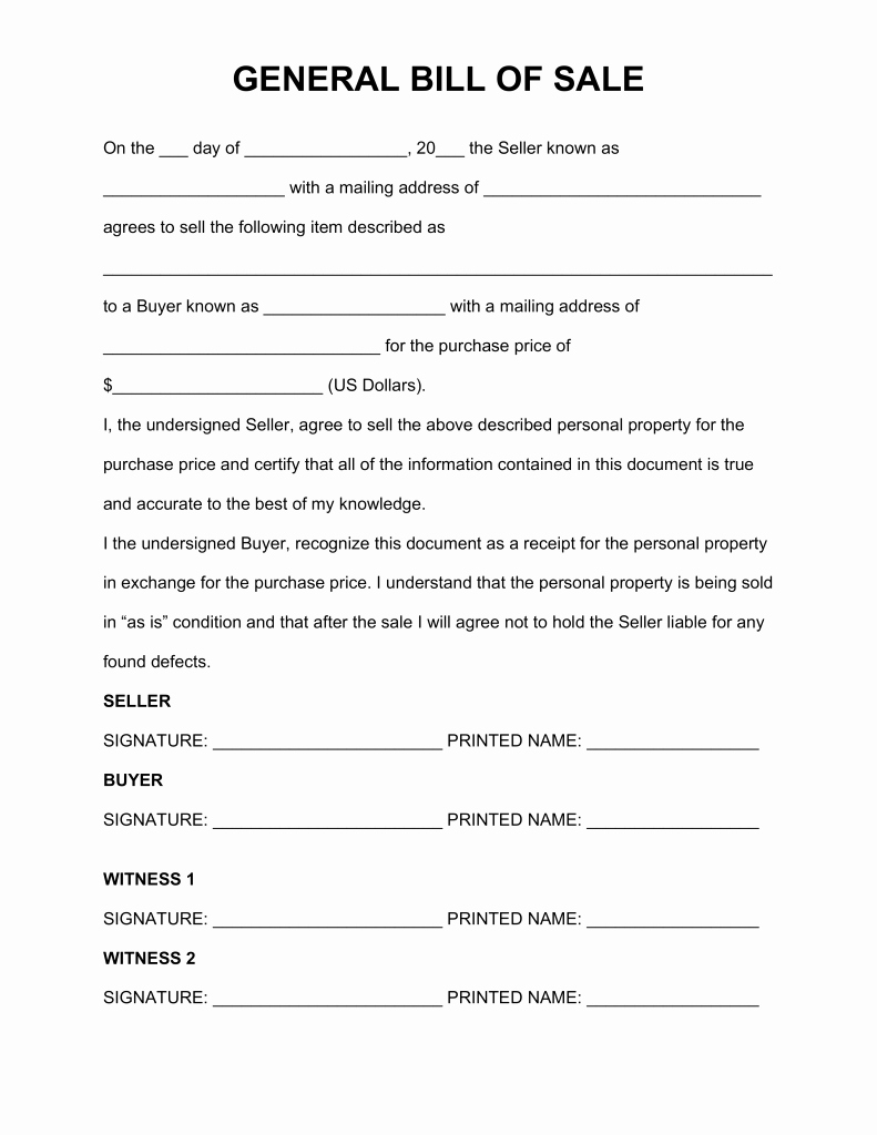 Business Bill Of Sale Example Luxury Bill Sale Word Template Example Mughals