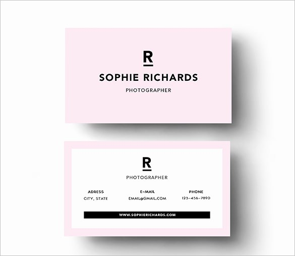 Business Card Template Free Word Fresh Indesign Business Card Template Beautiful Template