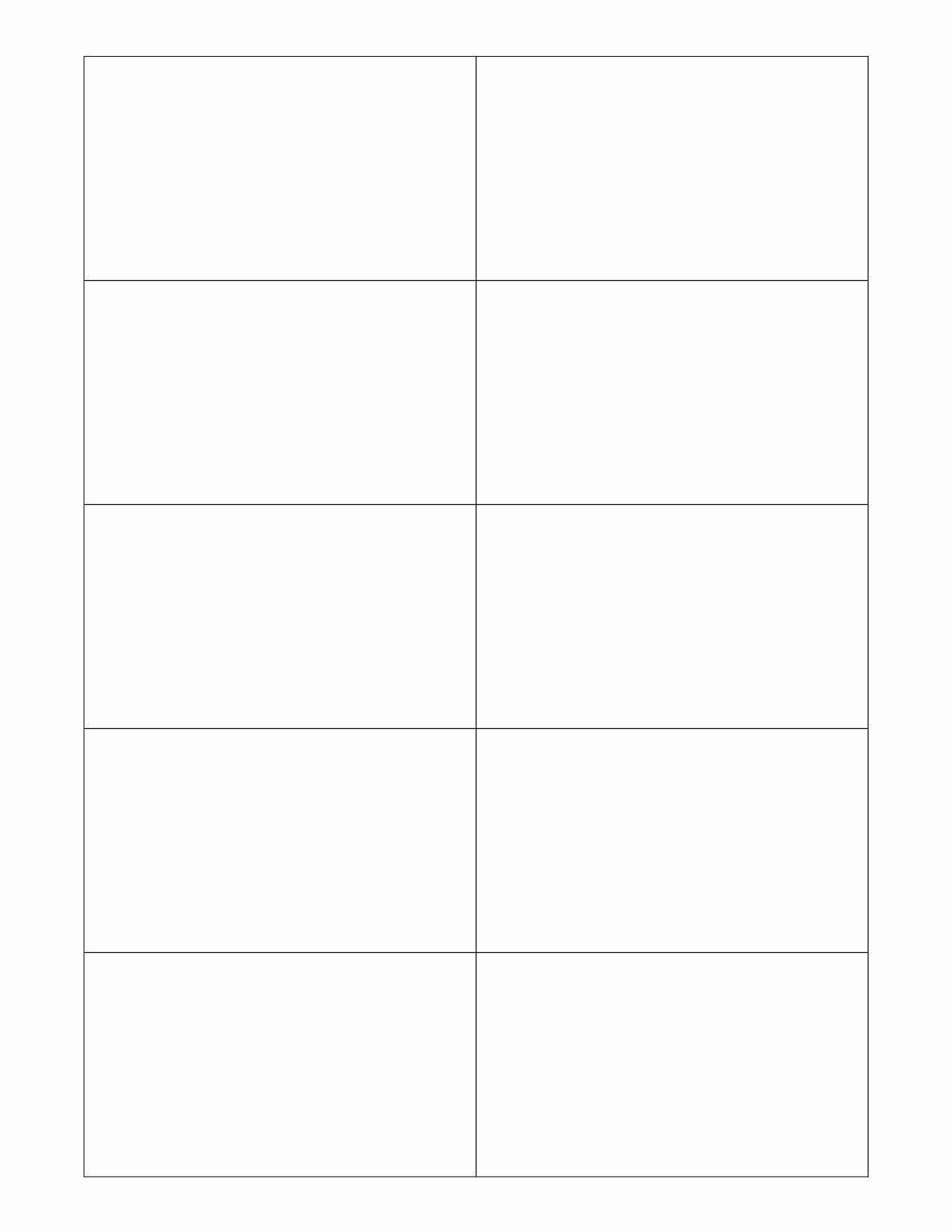 Business Card Template In Word Elegant Blank Business Card Template Beepmunk