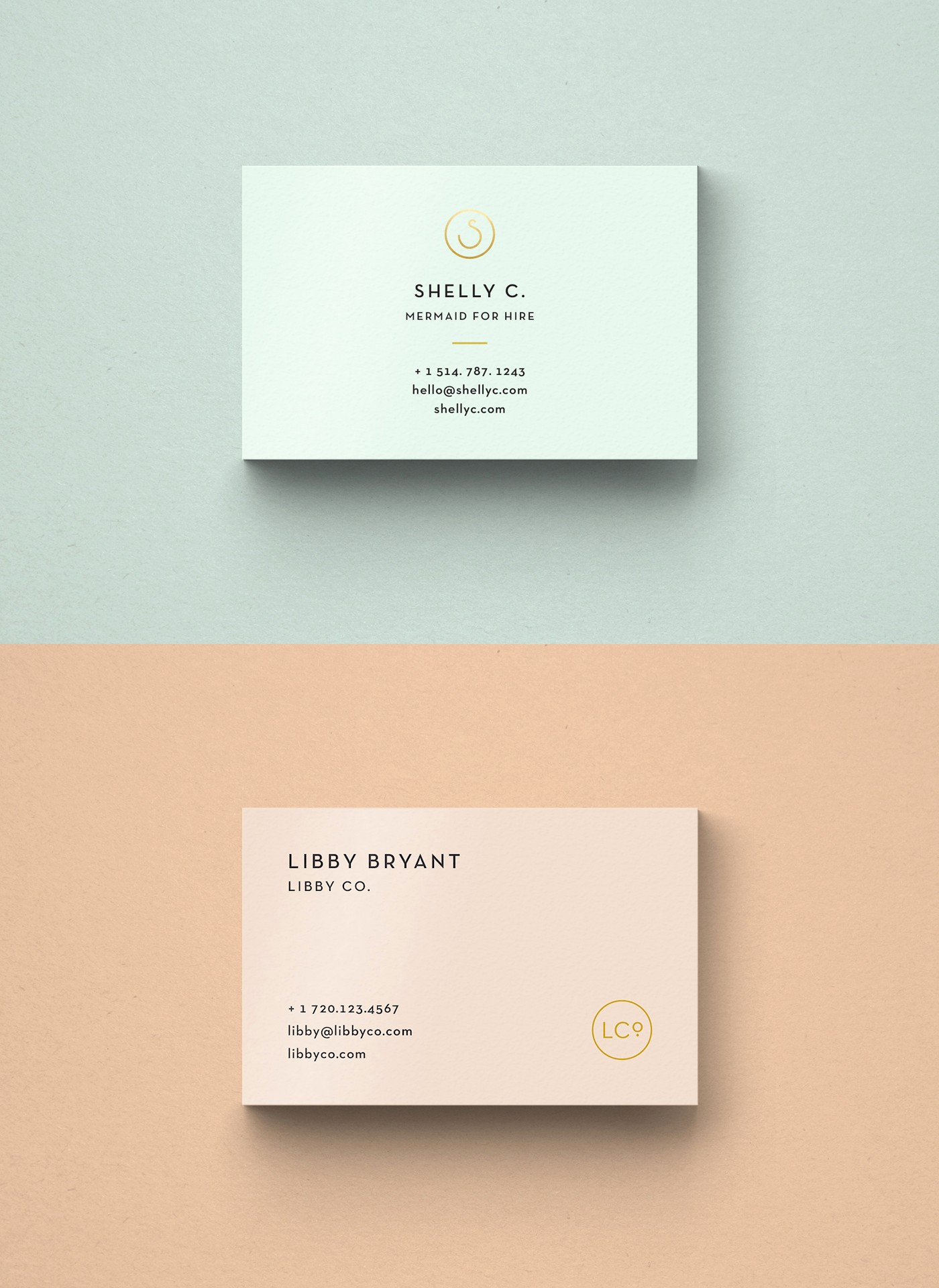 Business Card with Picture Template Best Of Free Business Card Templates • Libby Co Boutique Branding